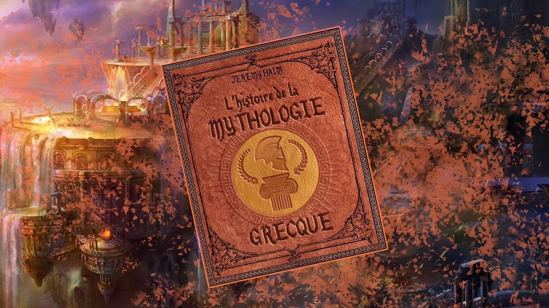 couverture roman mythologie grecque jeremy haim