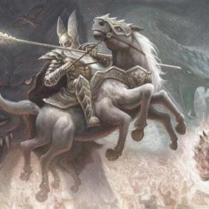 Sleipnir mythologie viking