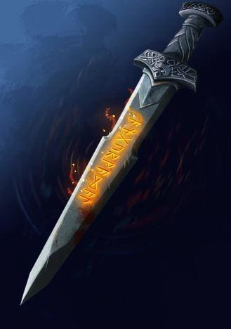 épée de freyr viking