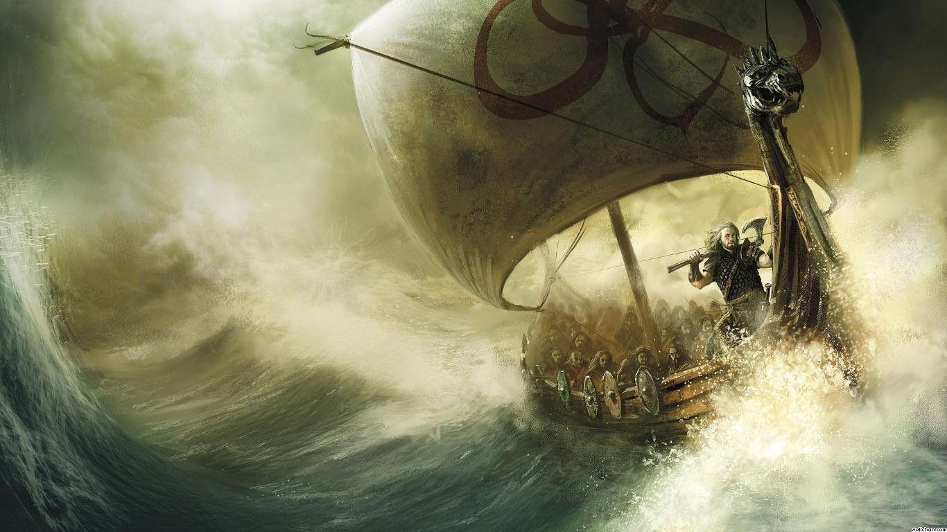 skidbladnir mythologie nordique