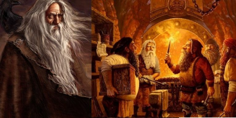 draupnir mythology norse