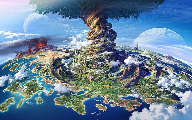 yggdrasil mythologie nordique viking