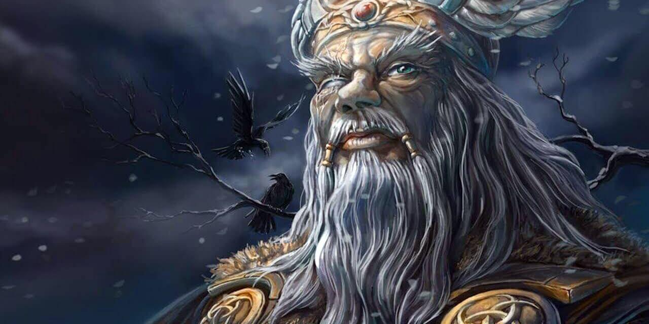 odin woden wotan mythologie nordique et viking
