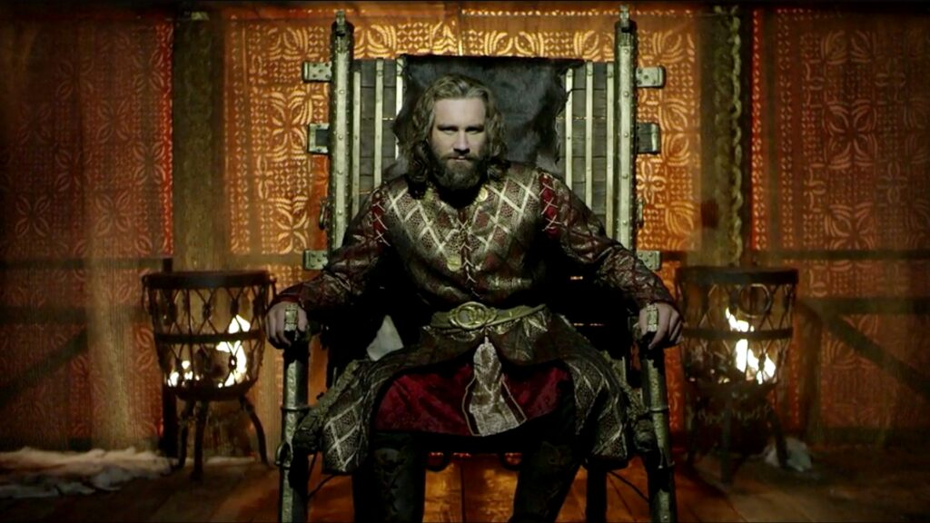 rollon rollo viking série