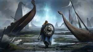 ragnar lothbrock lodbrock guerrier viking